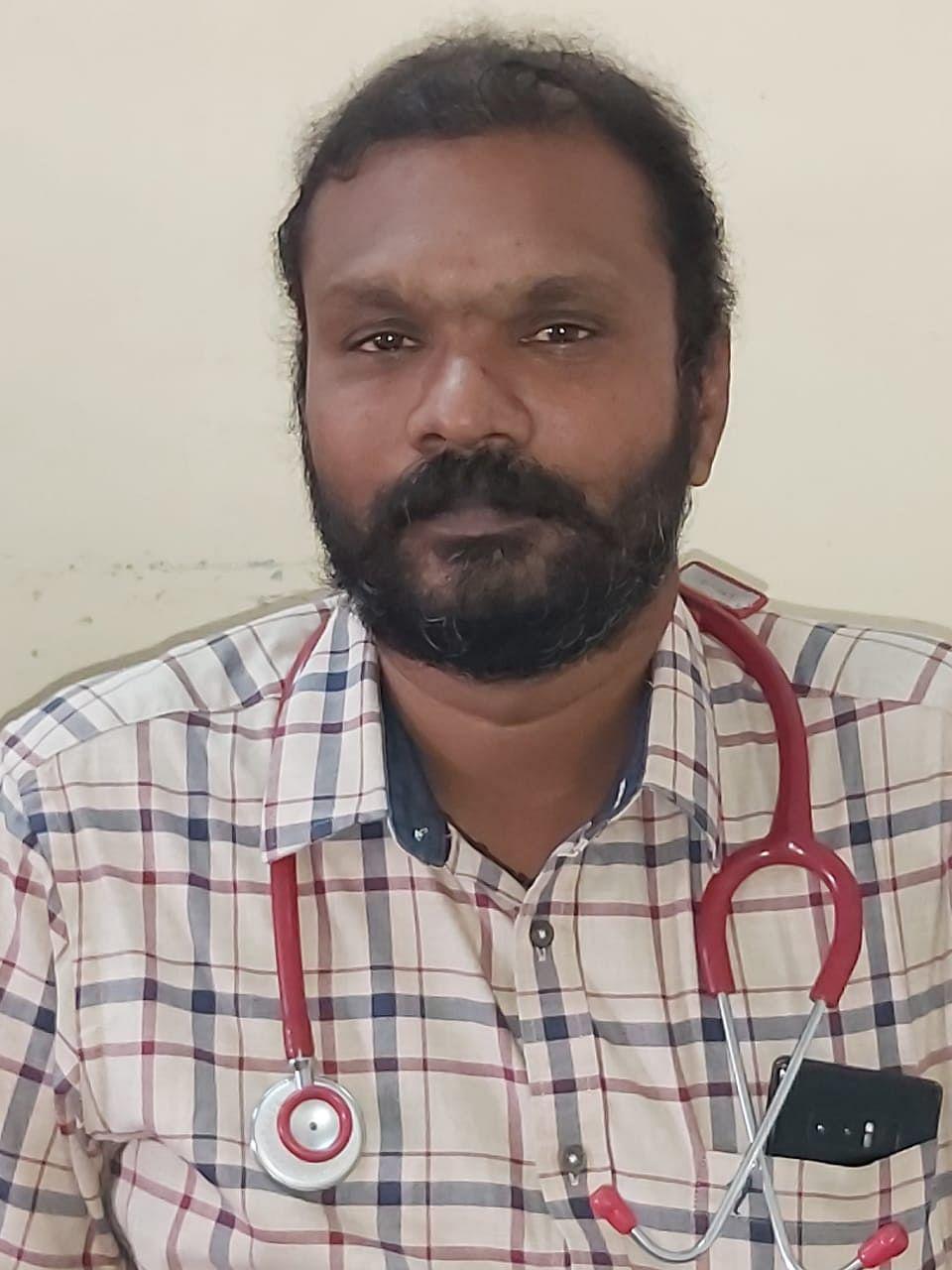 மருத்துவர் மனோஜ் குணசீலன்(clinical research physician)