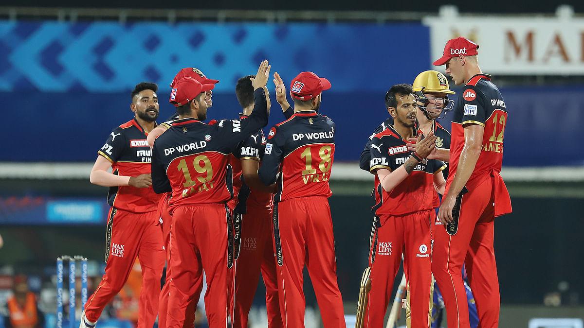 #MIvRCB | IPL 2021
