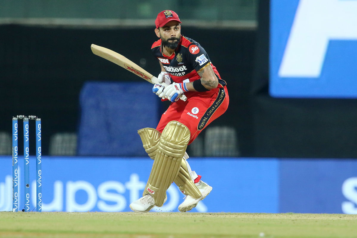 Virat Kohli | #IPL2021