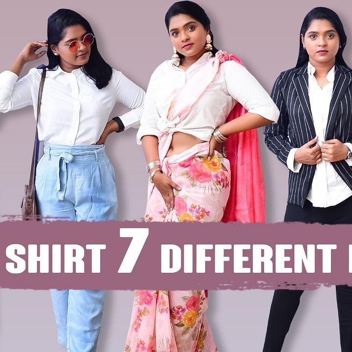 white shirt styling tips
