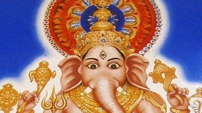 கண் திருஷ்டி கணபதி