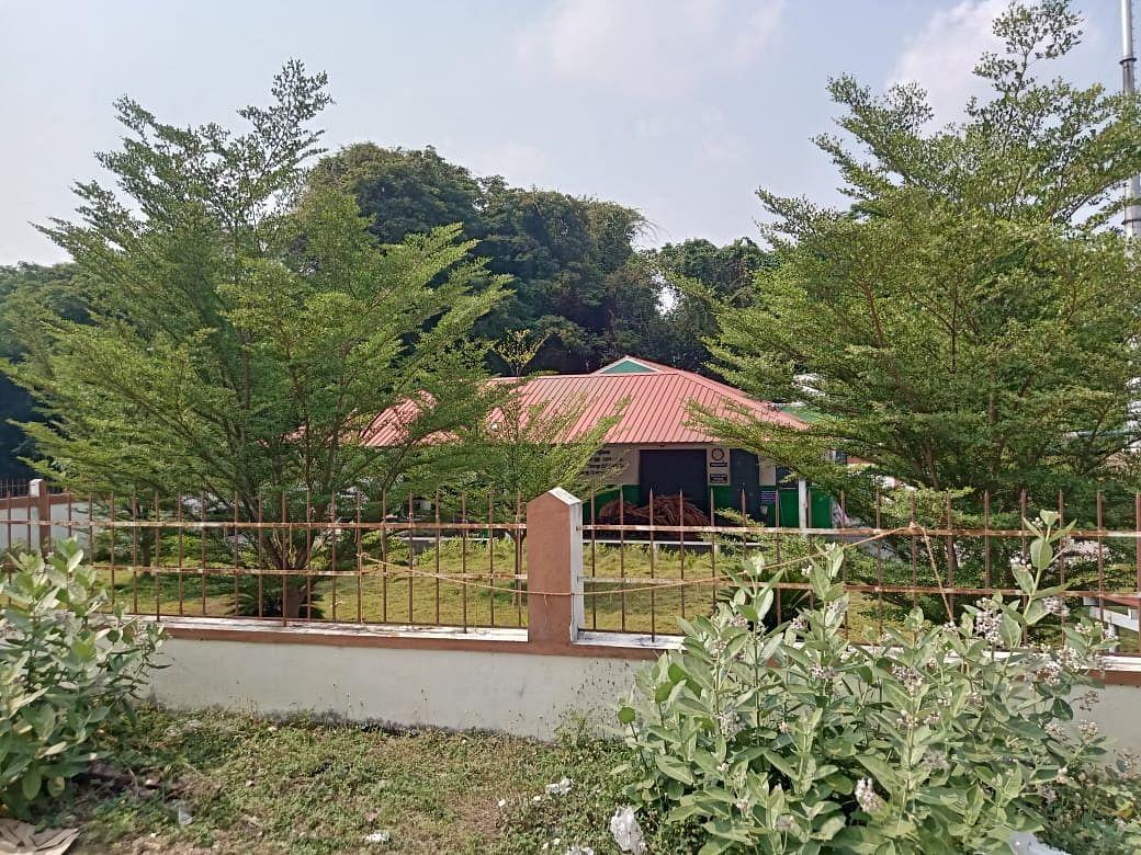 பரமத்தி வேலூர் மின் மயானம்