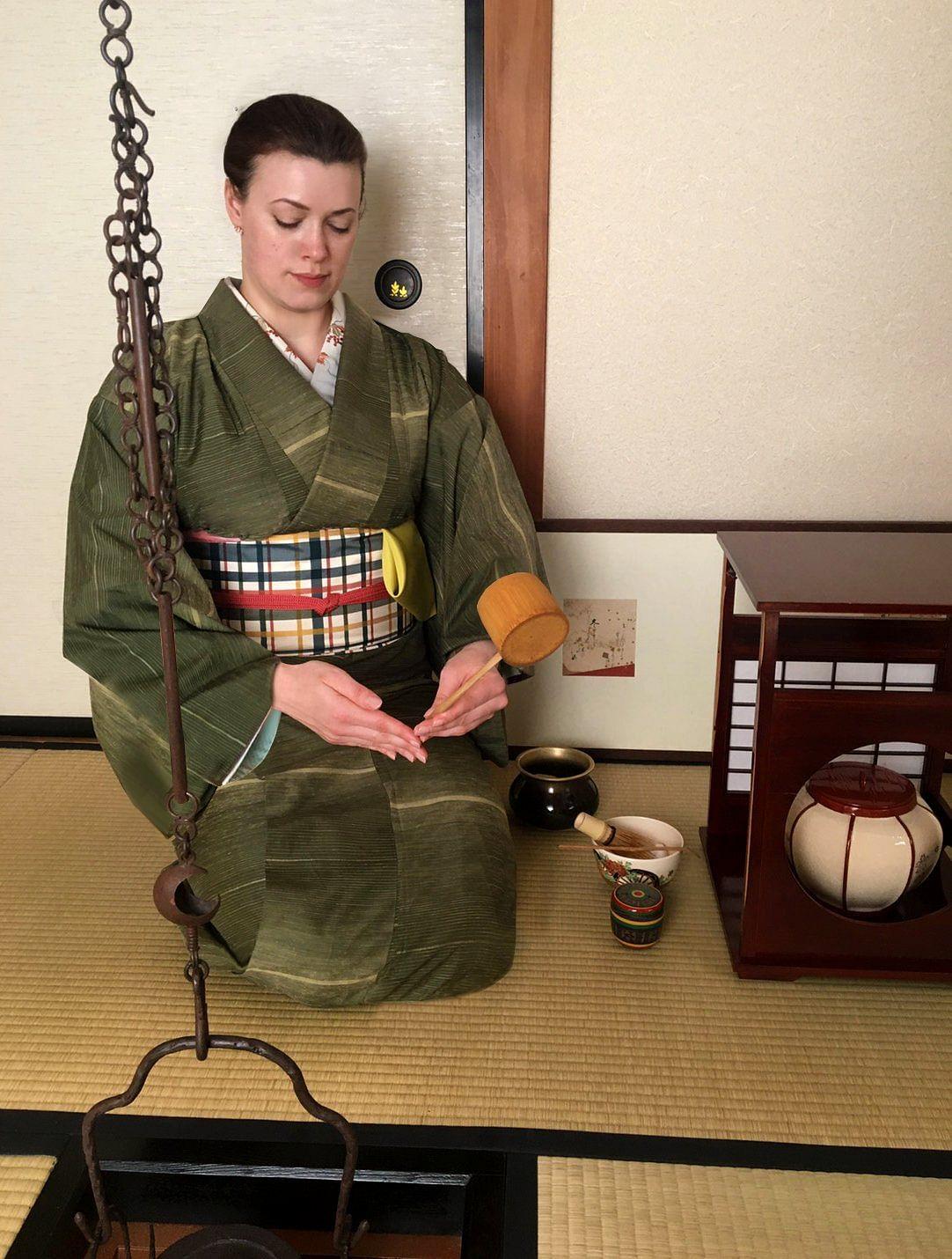 ஜப்பான் Tea Ceremony