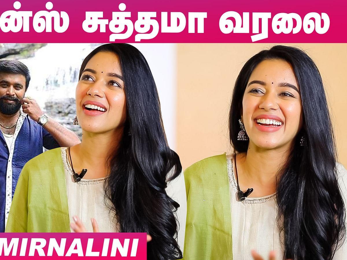 Tiktok-ல இருந்து வந்து கேவலமா போச்சு! - Actress Mirnalini
