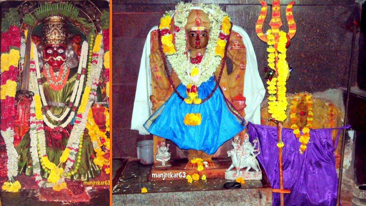 வீரபத்திரர் - பத்திரகாளி