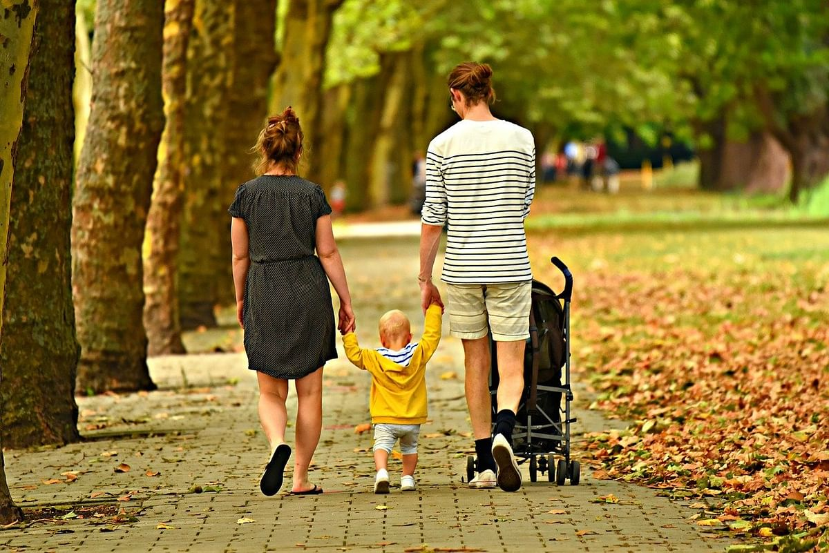 Parents and Kid