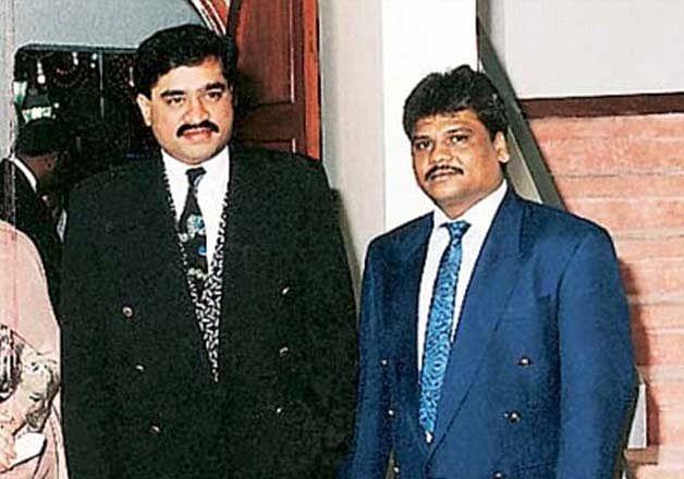 தாவூத் இப்ராஹிமுடன் சோட்டா ராஜன்