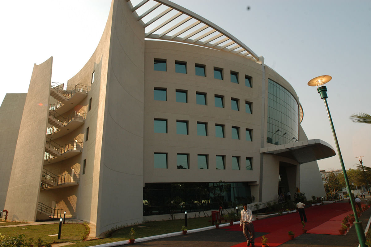 L&T construction research and testing centre
