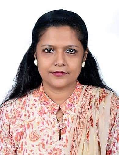 காங்கிரஸ் மாவட்டத் தலைவராக நியமிக்கப்பட்டுள்ள தாரகை கட்பர்ட்