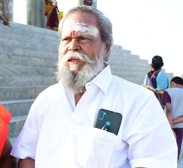 மறைந்த ஆர்.போஸ்
