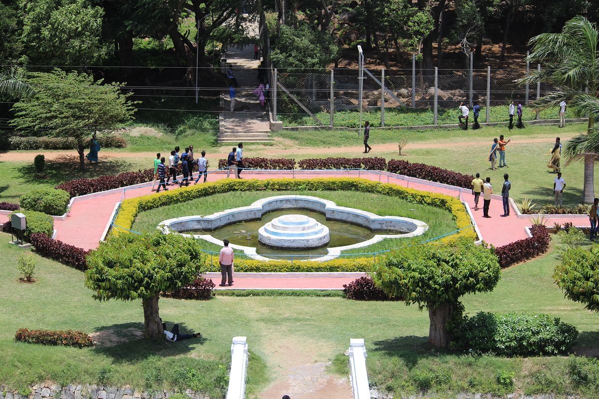Krishnagiri River Park
