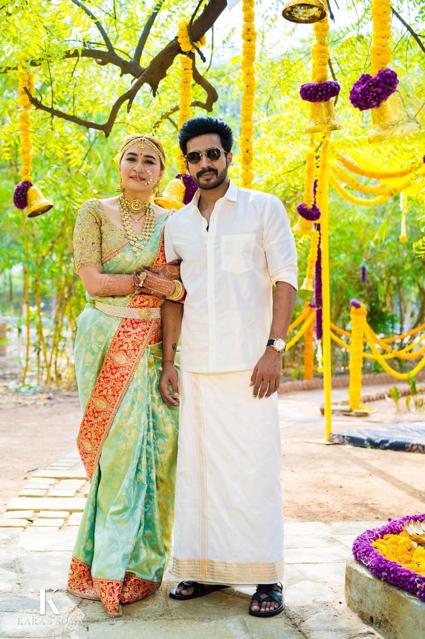 ஜுவாலா கட்டா - விஷ்ணு விஷால்
