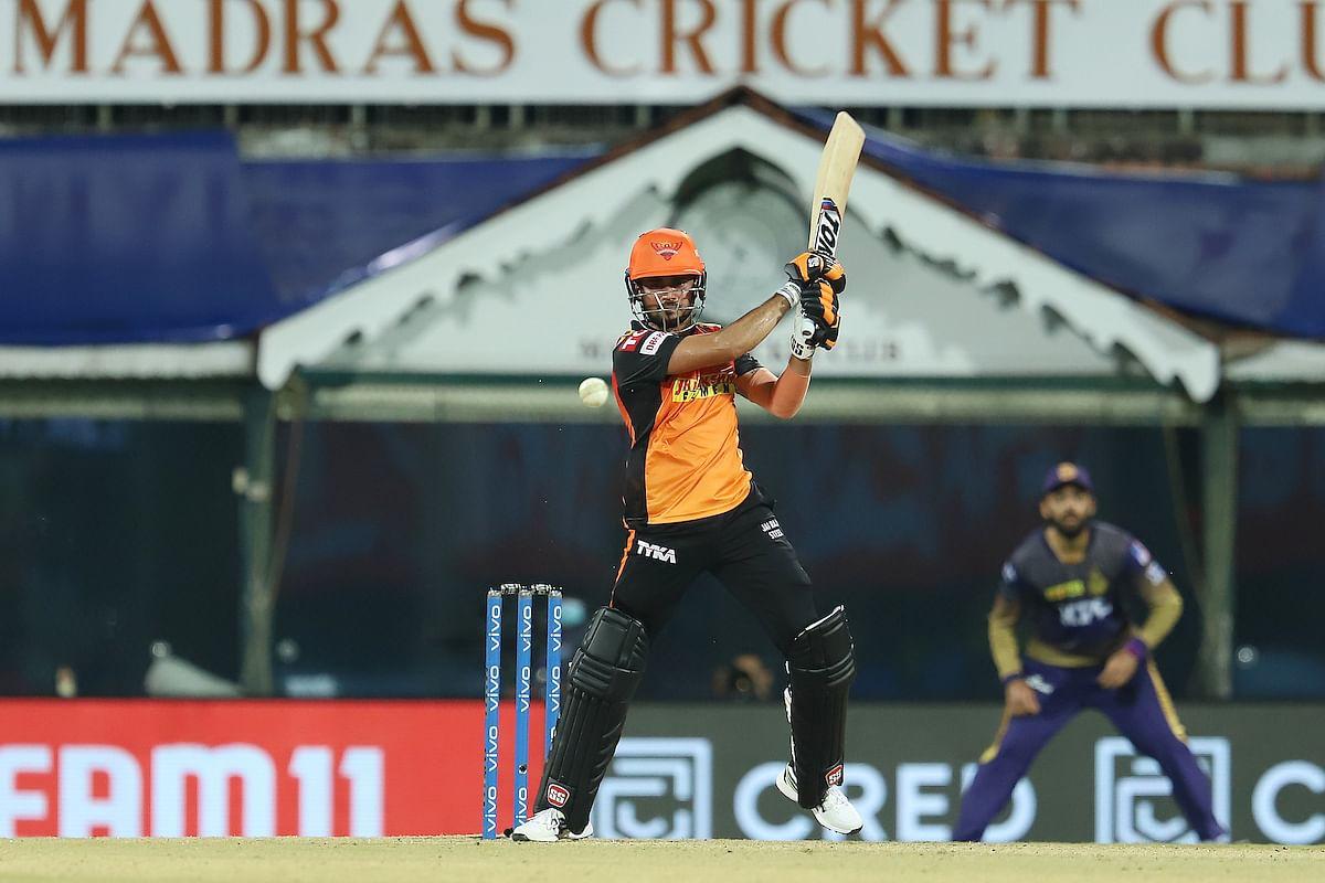 மணிஷ் பாண்டே | #SRHvKKR | IPL 2021