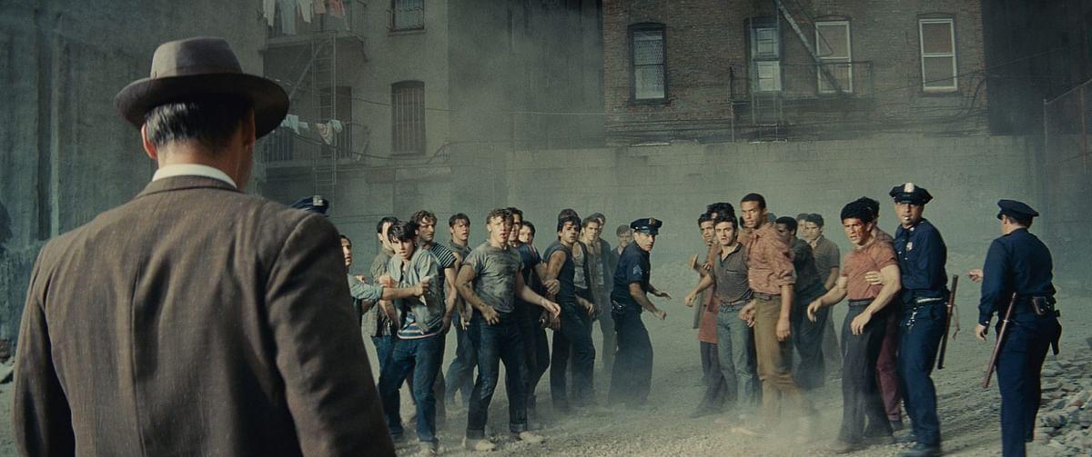 வெஸ்ட் சைடு ஸ்டோரி | Gang Fights