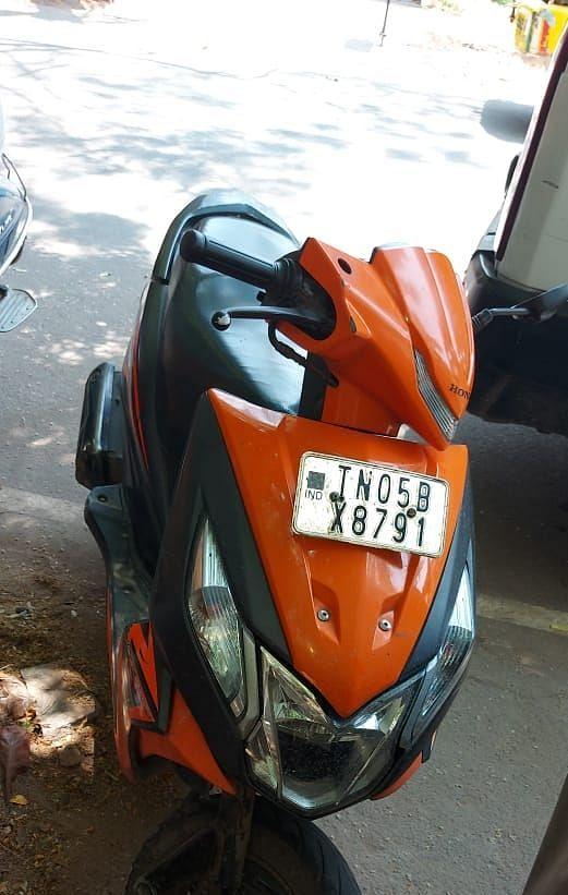 சசிகுமாரின் பைக்