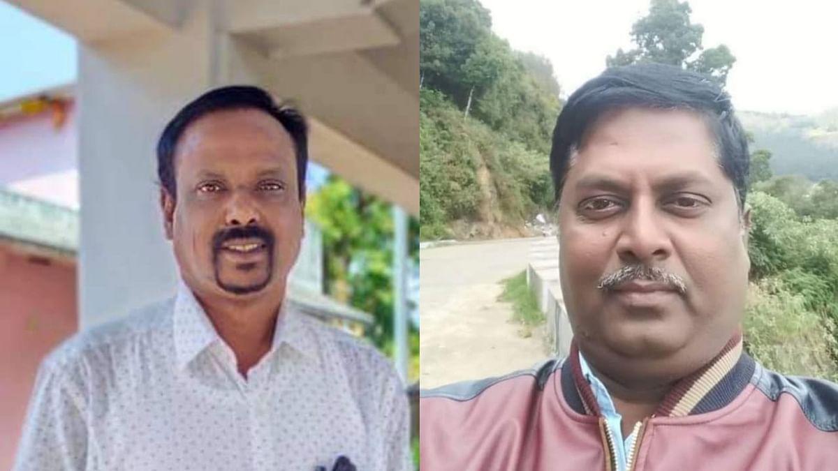 தலைமை ஆசிரியர்கள் பாக்கியசேனன், சேகர்
