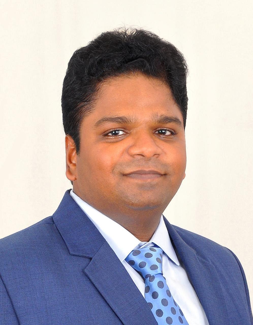 Interventional Cardiologist Dr E Babu