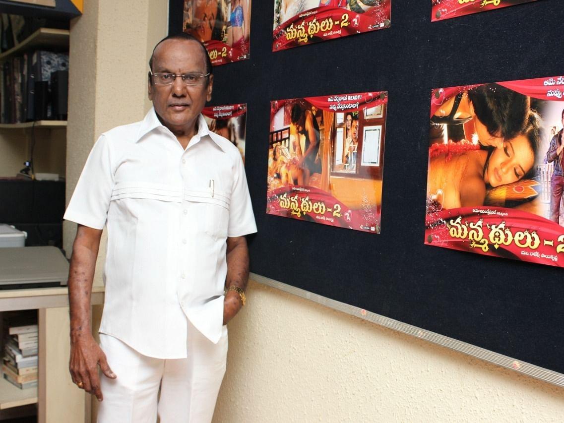 """பலான பட இயக்குநர் ருக்மாங்கதன் பேட்டி: """"நடிகர்கள்தான் எங்களுக்கு பணம் கொடுக்கணும்"""" #VikatanOriginals"""