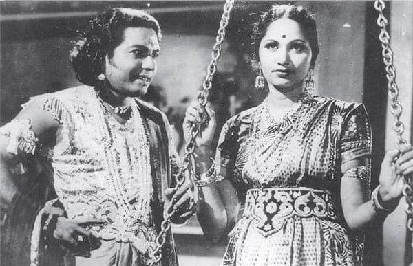 நடிகர் பி.யு சின்னப்பா