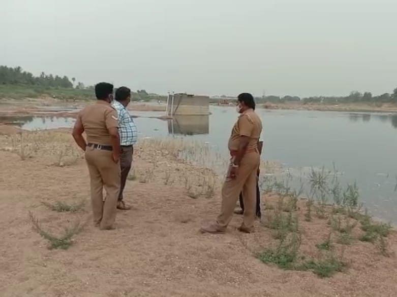 கரூர்: அமராவதி ஆற்றில் சட்டவிரோதமாக நீர் எடுப்பு... நீதிமன்றம் கூறியும் அரசின் மெத்தனம் ஏன்?