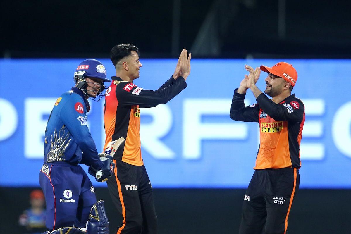 MI v SRH | IPL 2021