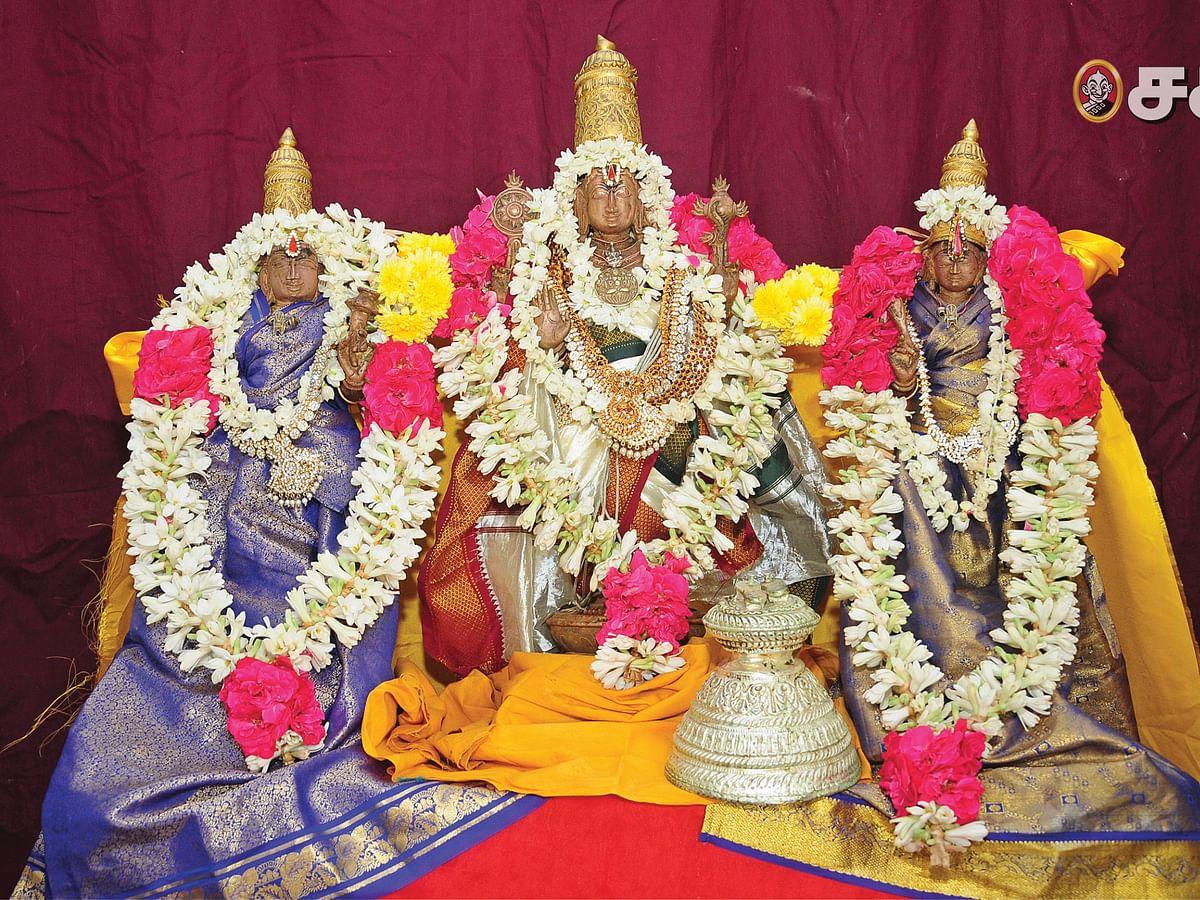 சுகமான வாழ்வு தரும் சோமங்கலம் சுந்தரராஜர்!