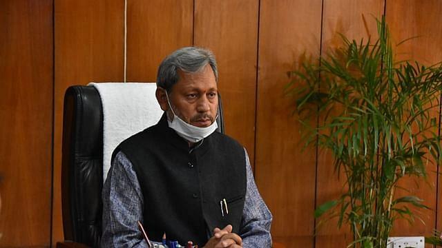 தீரத் சிங் ராவத்