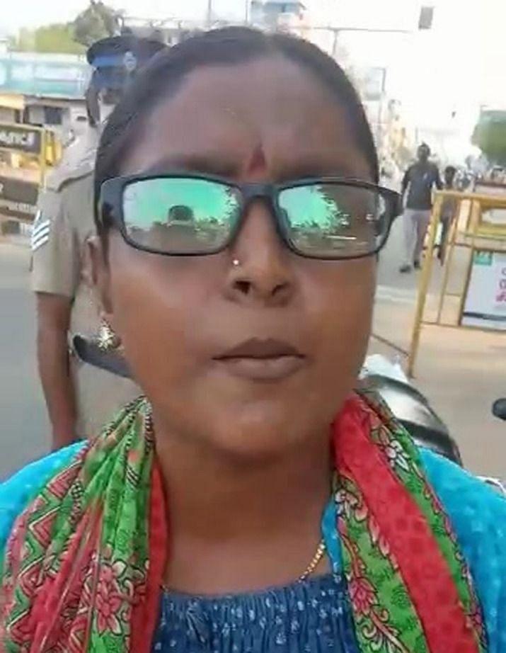 இளம்பெண் நந்தினி