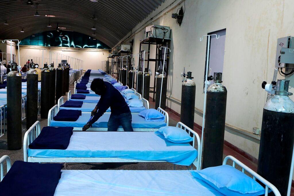 C0VID 19 hospital (Representational Image)