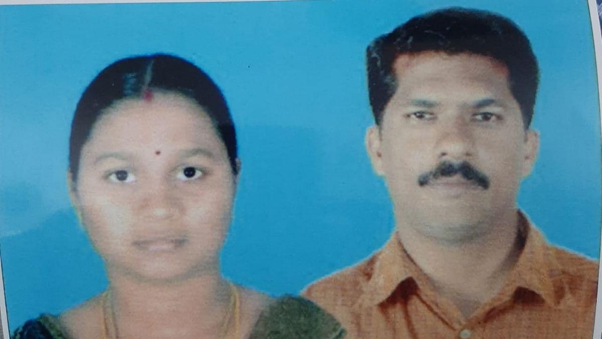 அன்னலட்சுமியுடன் சுப்புராஜ்
