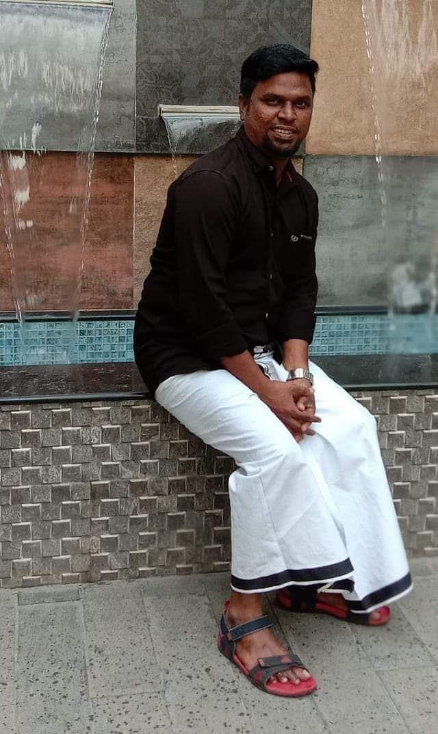உமாபதி, தி.வி.க - தென்சென்னை மாவட்ட செயலாளர்