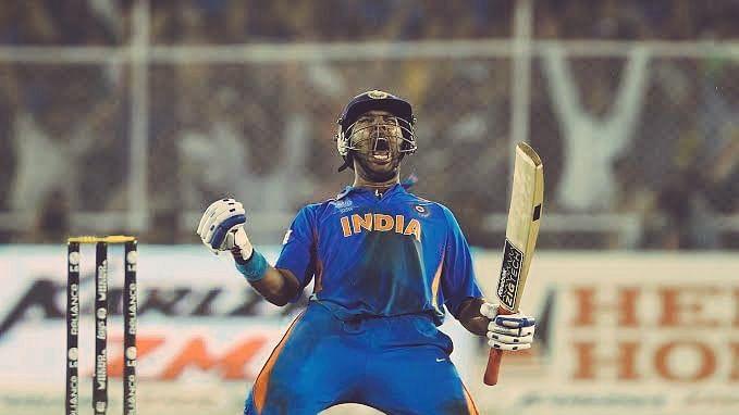 யுவராஜ் சிங் - 2011 உலகக்கோப்பை