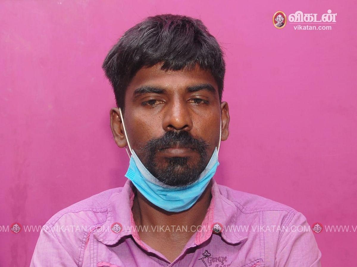படகில் மோதிய கப்பல்: ``இன்னும் 12 பேர் கடல்ல கிடக்கிறாங்கன்னு கதறினேன்!'' - விவரிக்கும் மீனவர்