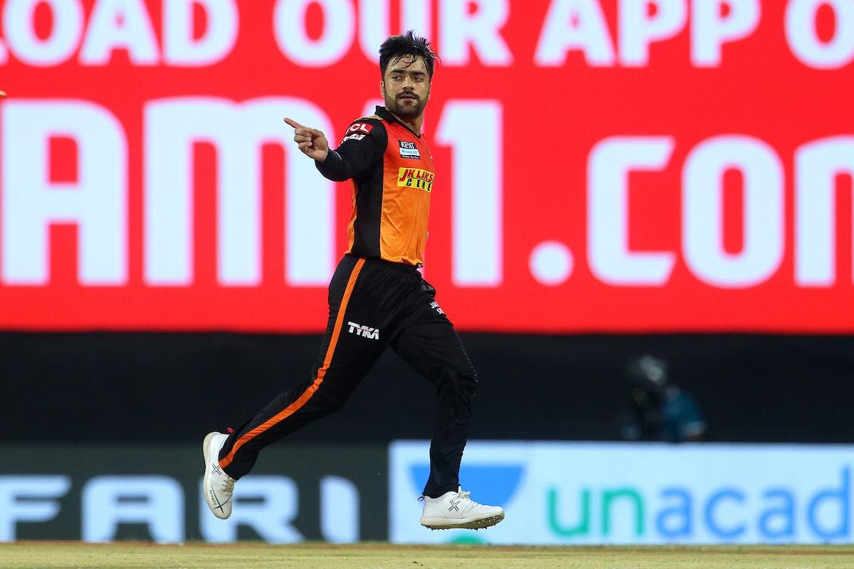 ரஷித் கான் | #SRHvKKR | IPL 2021