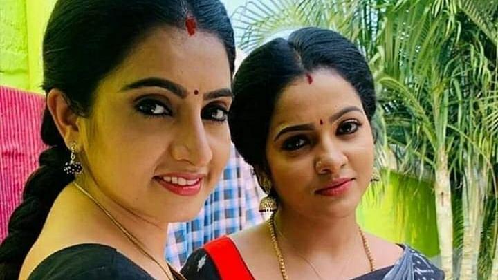 சித்ராவுடன் சுஜிதா