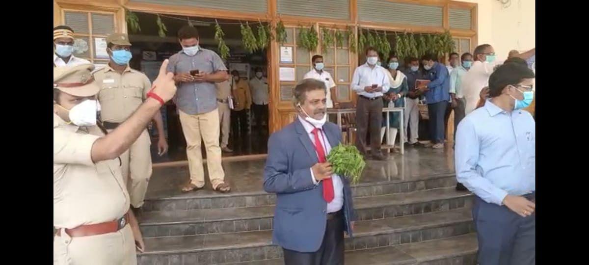 மாநில தலைமை தகவல் ஆணையர் ராஜகோபால்