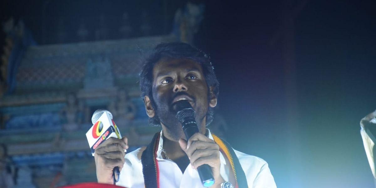 தே.மு.தி.க விஜய பிரபாகரன்