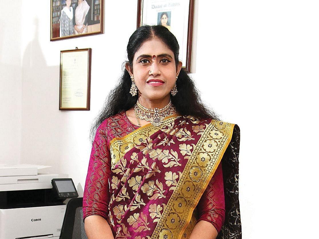 விஜயதரணி: சட்டசபை தேர்தல்... ஒரு பார்வை! #TNelections2021