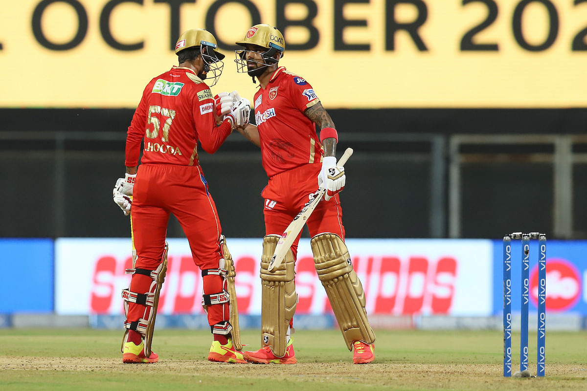 RR v PBKS   ராகுல், ஹூடா