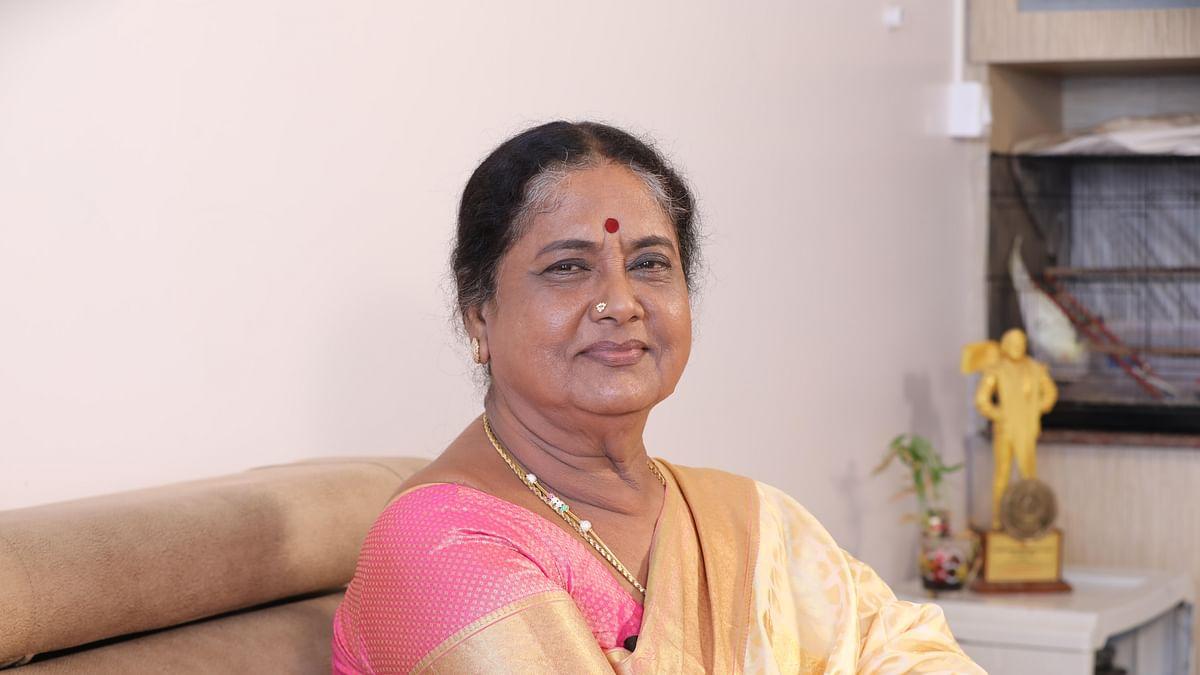 `சுந்தரி' அப்பத்தா பி.ஆர். வரலட்சுமி