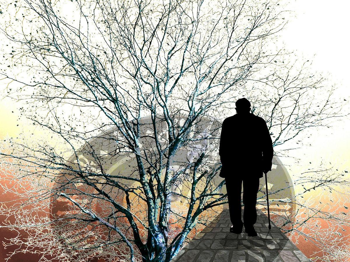 Dementia -Repesentational Image