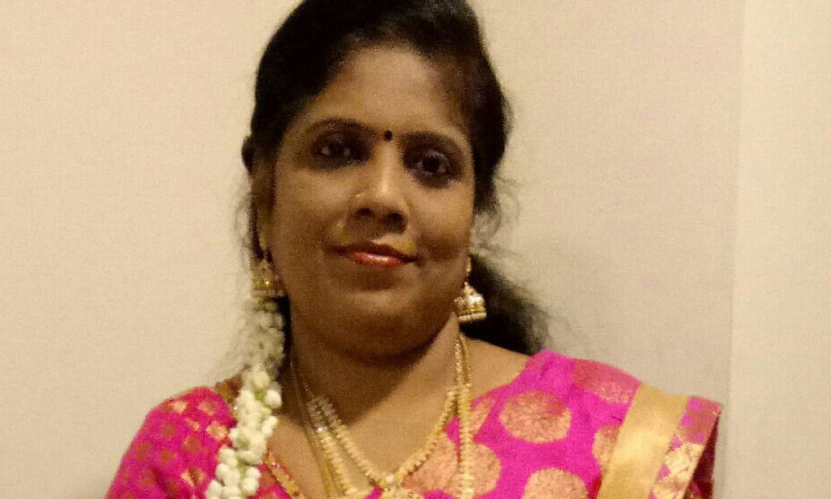 'கல்பாக்கம்' ரேவதி