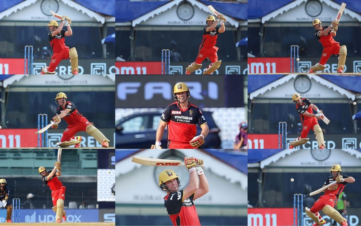 IPL 2021: மிஸ்டர் 360... ஏபி டிவில்லியர்ஸின் பேட்டிங்கில் எப்போதும் அனல் தெறிப்பது எப்படி?! #ABD