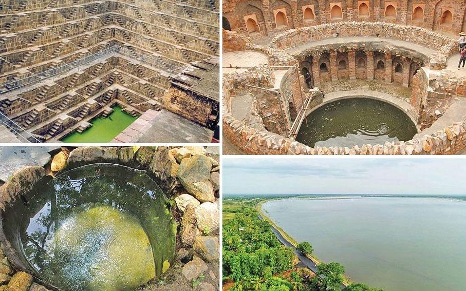 பழங்கால இந்திய மக்களின் நீர் மேலாண்மை நுட்பங்கள்!