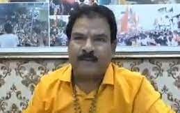 மகாராஷ்டிரா: `எனக்கு மட்டும் கொரோனா வைரஸ் கிடைத்தால்..!' - சிவசேனா எம்.எல்.ஏ சர்ச்சைப் பேச்சு