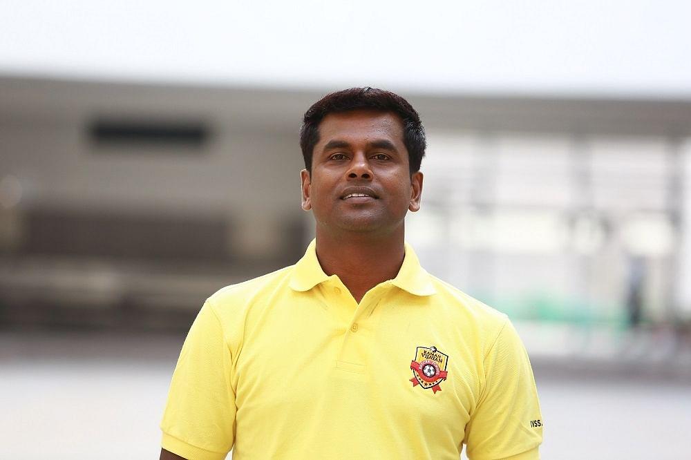 Raman Vijayan
