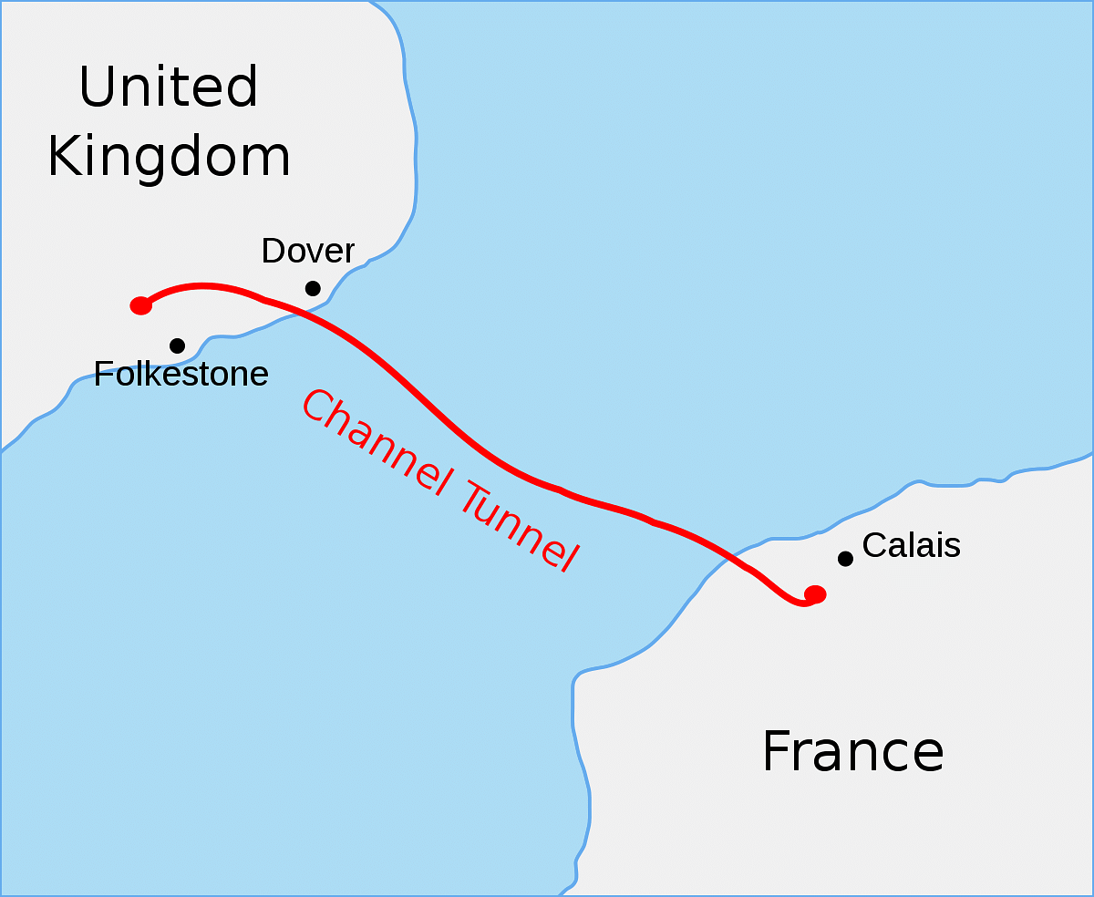 Euro Tunnel/Channel Tunnel