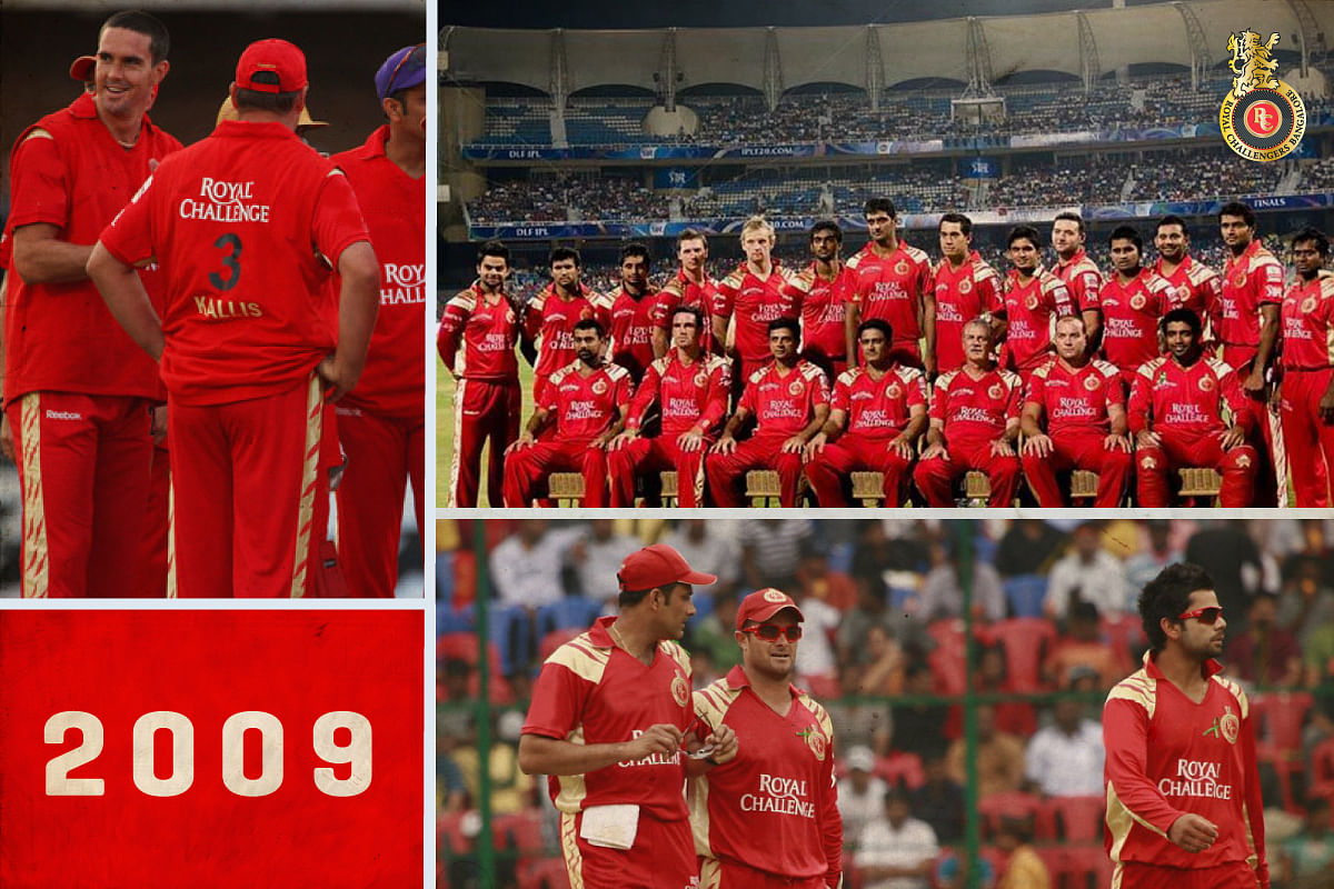 IPL 2009 Final | DCvRCB