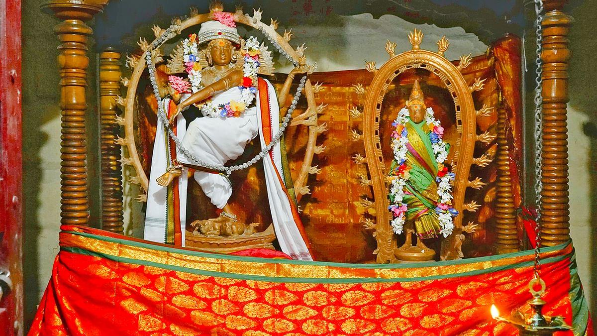 நடராஜர் - சிவகாமி