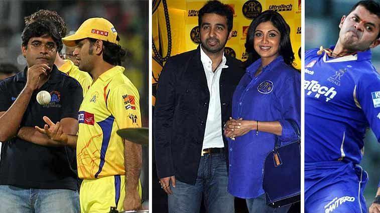 IPL Fixing Scandal